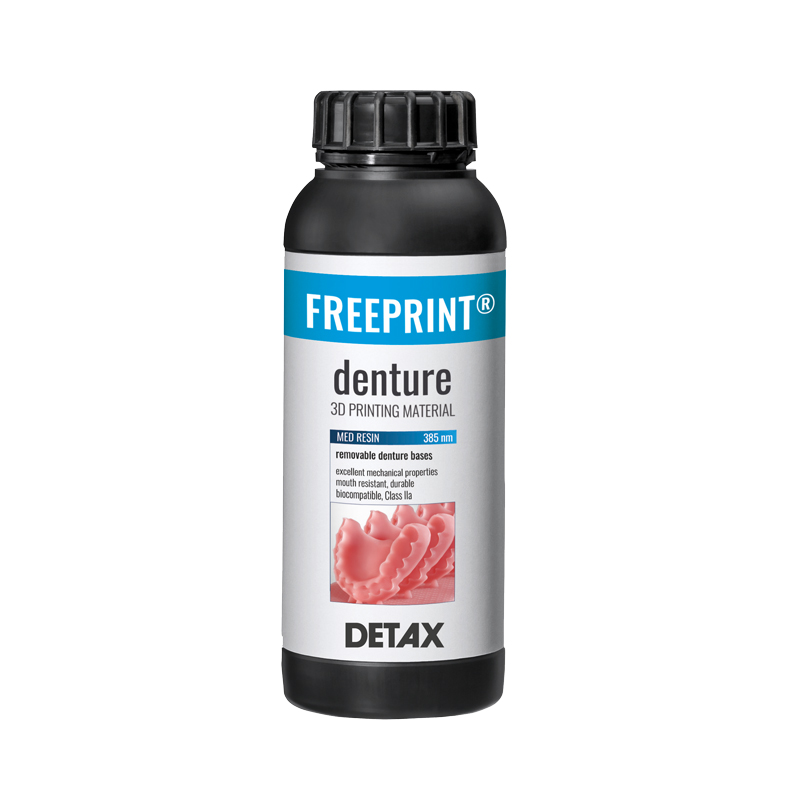 freeprint® denture