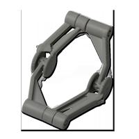 ProfiCAD Orbix-articulator - 10 pieces