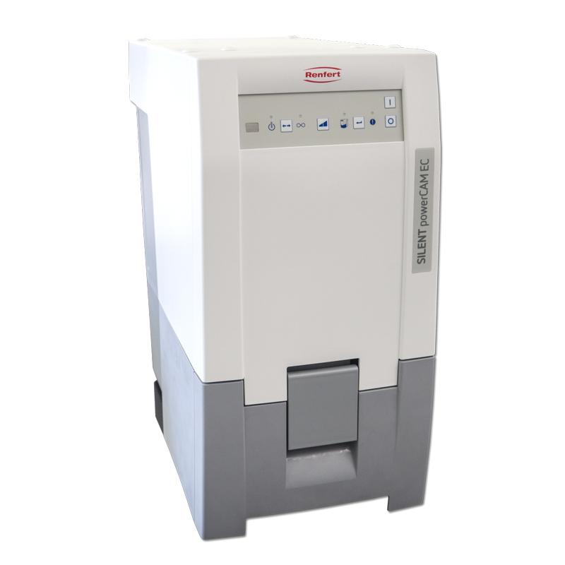 SILENT powerCAM EC für SilaMill