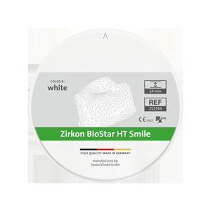Zirkon BioStar HT Smile Ø 98.5 mm