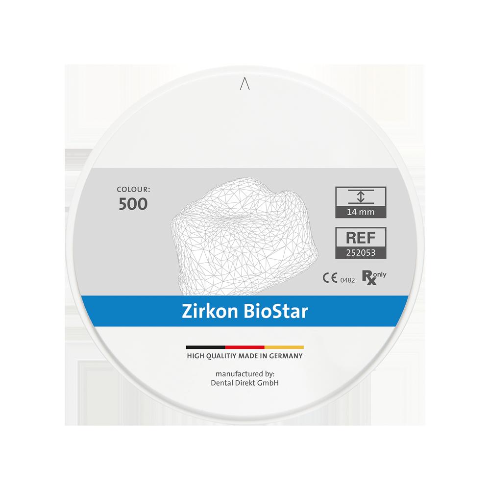 Zirkon BioStar Ø 98.5 mm, colour 500