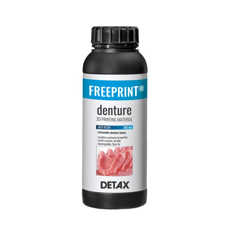 freeprint® denture