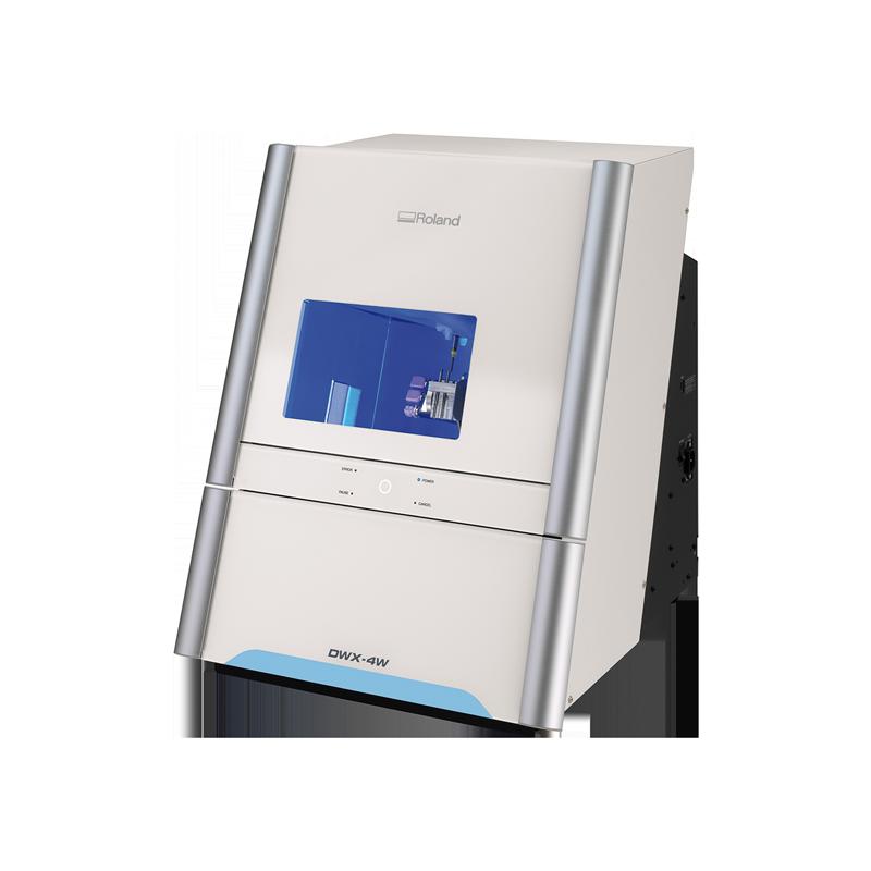 Roland DWX-4W - 4-Achs Fräsmaschine