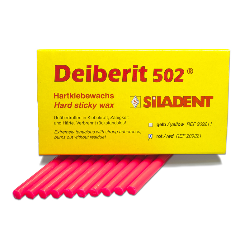 Hartklebewachs - Deiberit 502®