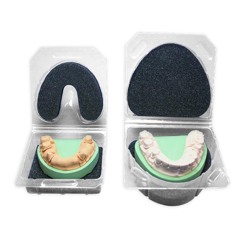 Transparent packagings