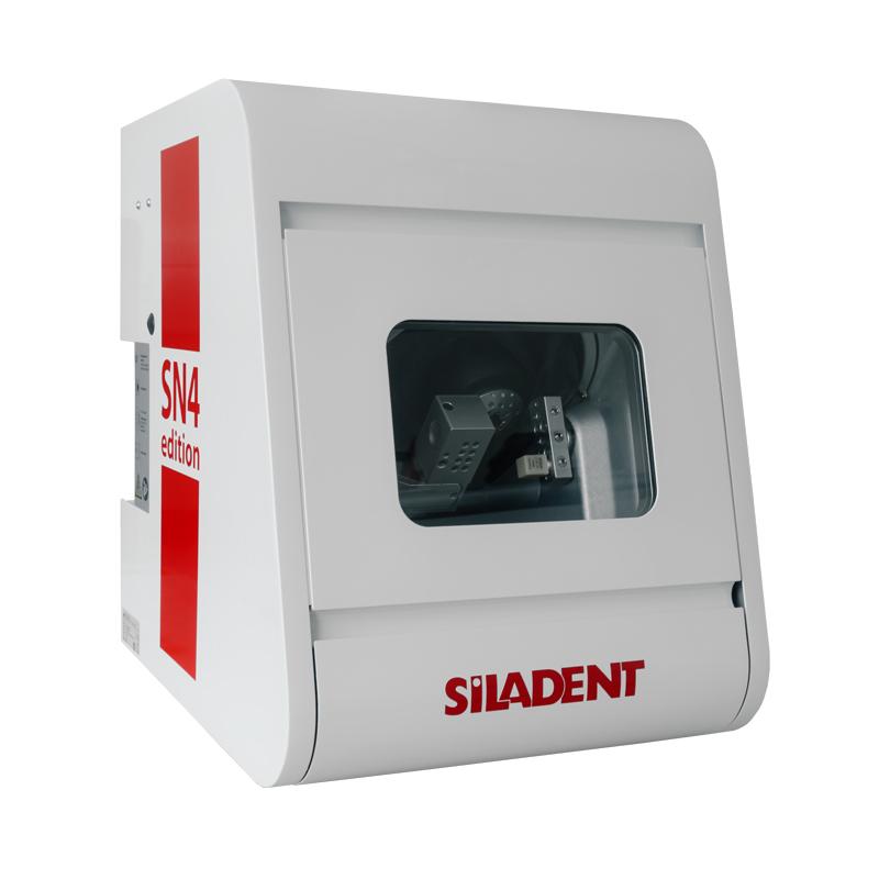 SilaMill N4 Edition - 4-Achs-Fräsmaschine