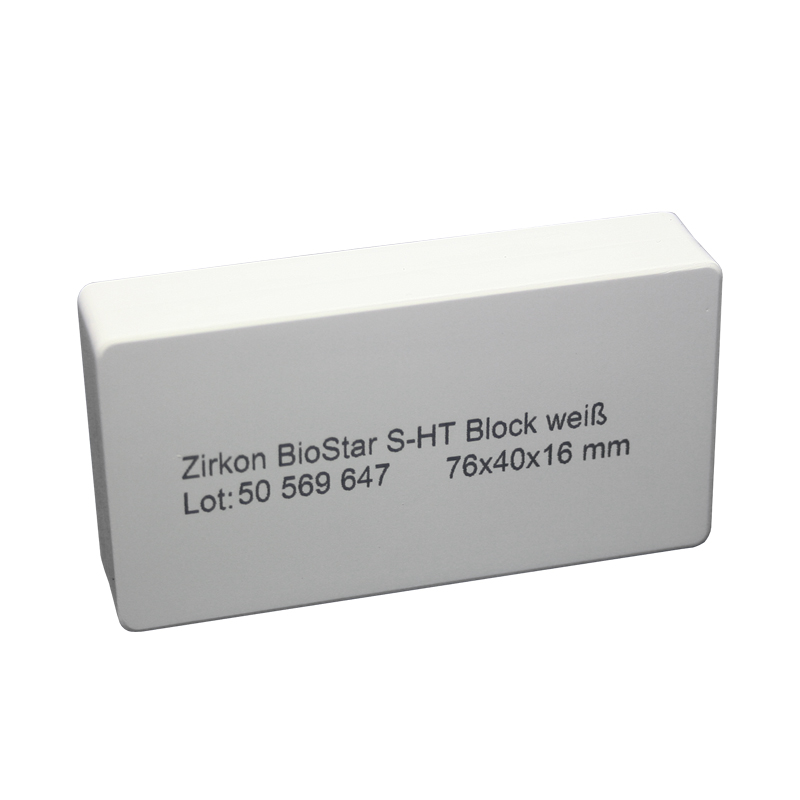 Zirkon BioStar S-HT Block